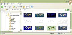 World Map Desktop